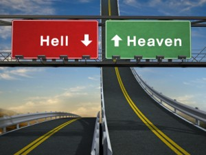 highway to hell and heaven