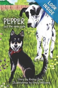 Pepper & the Open Gate