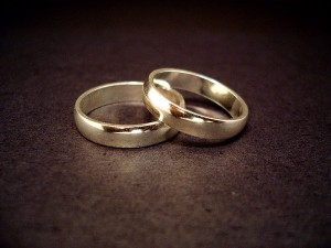 marriage bands