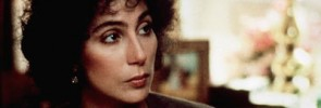 "Cher in ""Moonstruck"""