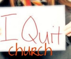 Young People Quitting Church